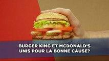 Burger King et McDonald's: Bientôt un McWhopper ?
