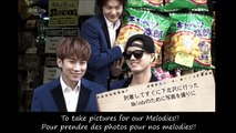 BTOB's secret diary ENG SUB funny cute and sweet  japanese promotion 비투비 쇼 더 시크릿 다이어리 cube TV kiss
