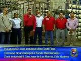 Hugo Chávez En el socialismo la economía satisface las necesidades del pueblo