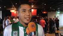 Ik kom hier niet om te relaxen maar met de ambitie om wedstrijden te winnen - RTV Noord