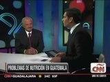 Entrevista al Dr Eduardo Suger en CNN en español - parte 1
