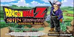 Dragonball Z Shin Budokai PPSSPP สอนใช้ท่า