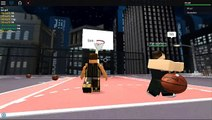 Chilling In Street Basket Ball