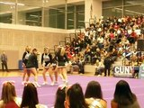 CSI Dolphins Cheerleading Stunt Group College of Staten Island 2010 CUNY AC Cheerleading Competition