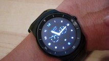 LiftDay on Google Wear Android smartwatch