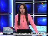 Maduro: Debemos liberar la frontera de la violencia paramilitar