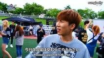[ENG SUB] 150724 BTOB MCountdown Japan Backstage