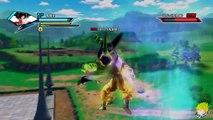 Dragon Ball Xenoverse PS4  SSJ Goku Vs Perfect Cell Prologue Part 2【60FPS 1080P】