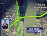 Nebot adjudica construcción de puente sobre el río Daule