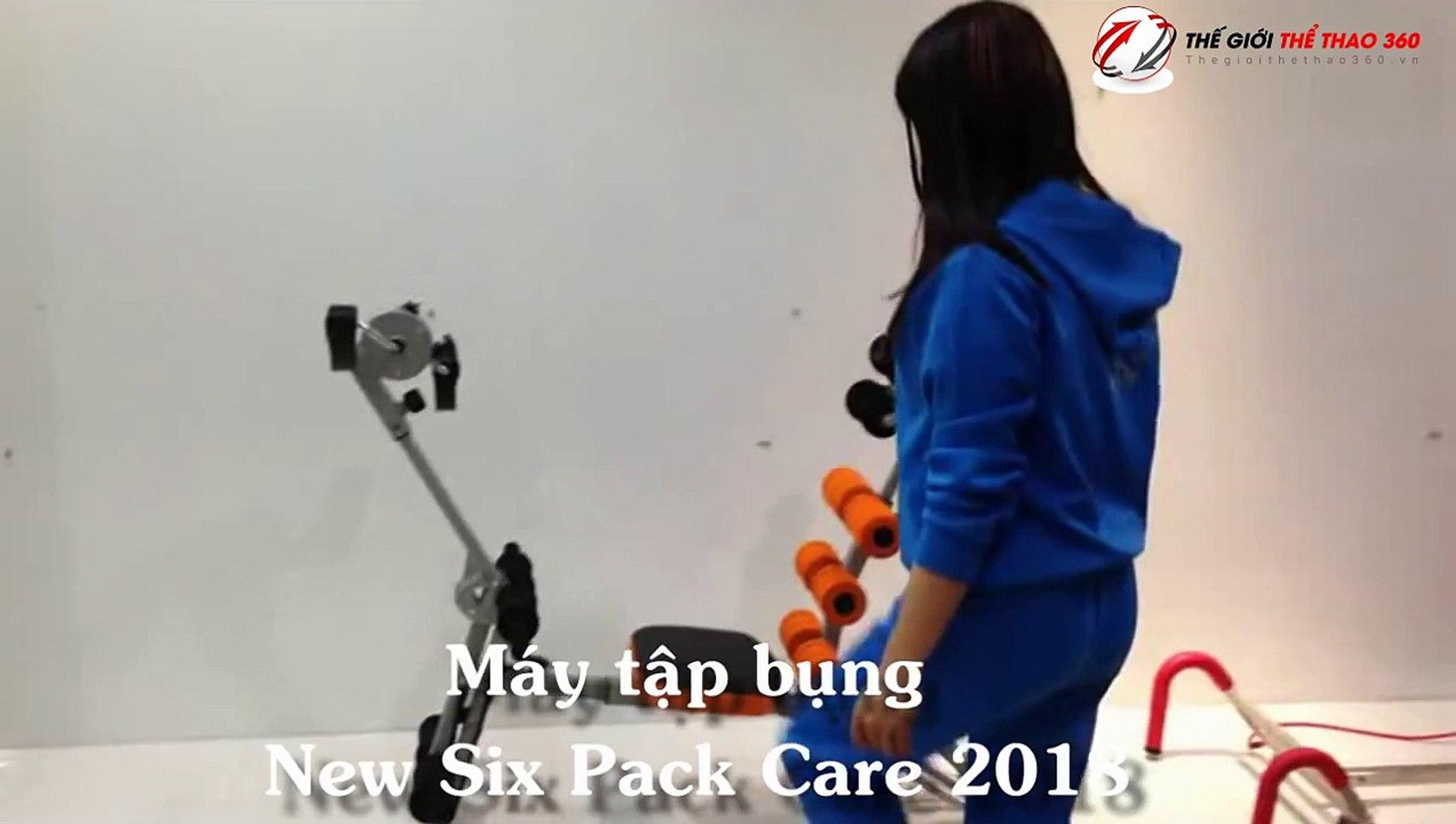 Máy tập bụng New Six Pack Care 2018 || Thế Giới Thể Thao 360