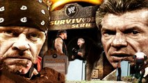Undertaker Vs Vince Mcmahon-Buried Alive Match _ WWE-Survivor-Series-2003