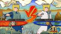 Naruto Storm 3   Ranked Match Minato Vs Minato