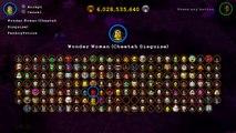 LEGO BATMAN 3   Deathstroke FREE ROAM GAMEPLAY