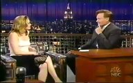 Conan OBrien Alicia Silverstone interview