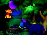 Disneyland Many Adventures of Winnie the Pooh CLIP 05/26/06