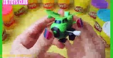Peppa Pig Play Doh Surprise eggs Mickey Mouse play doh surprise eggs mickey mouse
