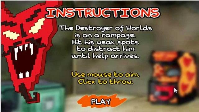 Regular Show: Just a Regular Game - Cartoon Network Games