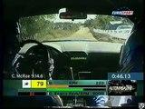 Rally - Camera Car - Richard Burns Subaru Impreza Wrc Rally Argentina 2001.avi