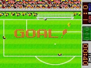 Tehkan World Cup part 1 – mame classic arcade – soccer game