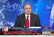 Nadeem Malik Shows Justice (R) Kazim Maliks Letter to Pervez Rasheed in Reply to His Threats - Video Dailymotion