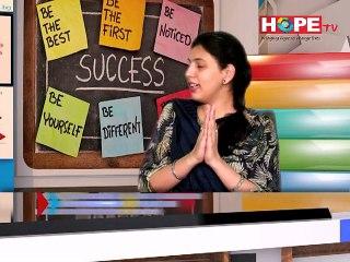 "Program # 08 (Part - 3) - ""Managing Stress at Work"" - Hope TV"