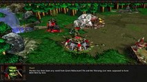 Lets play Warcraft III: Reign of Chaos Orc Prolouge