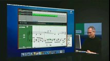 Macworld 2005: Steve Jobs and John Mayer Demo GarageBand 2