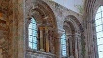 Abbaye et dépendances du mont saint michel