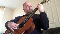 John Elliott plays Cavatina (Theme from 'The Deer Hunter' by Stanley Myers arranged by John Williams