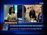 Empresas, universidades e institutos darán a conocer lo mejor de su producción en Perú con Ciencia