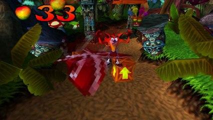 Gry Dla Dzieci- Crash Bandicoot #1 / PlayStation- GRAJ Z NAMI