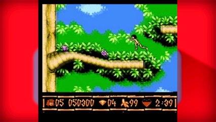 Gry Dla Dzieci: Jungle Book Księga Dżungli Nes/ Pegasus Odc 2- GRAJ Z NAMI