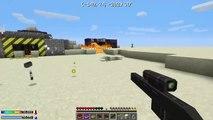 Der Kampf ums NACKTE ÜBERLEBEN!   Minecraft Crash Landing #2 mit byTobi