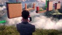 Super Mario Maker : The Build