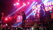 Sleeping With Sirens- if i'm james dean you're audrey hepburn live Argentina 2015