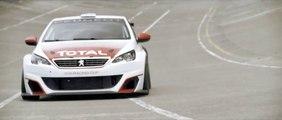 Peugeot 308 Racing Cup : née pour la course