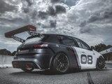 Peugeot 308 Racing Cup sur l'Autodrome de Linas-Montlhéry