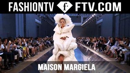 John Galliano collection at Maison Margiela Show F/W | Paris Haute Couture | FTV.com