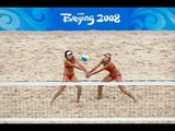 Beach Volleyball Beijing Olympics 2008