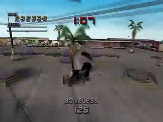 Tony Hawk's Pro Skater 2 Speedrun 9:52 Speedrun