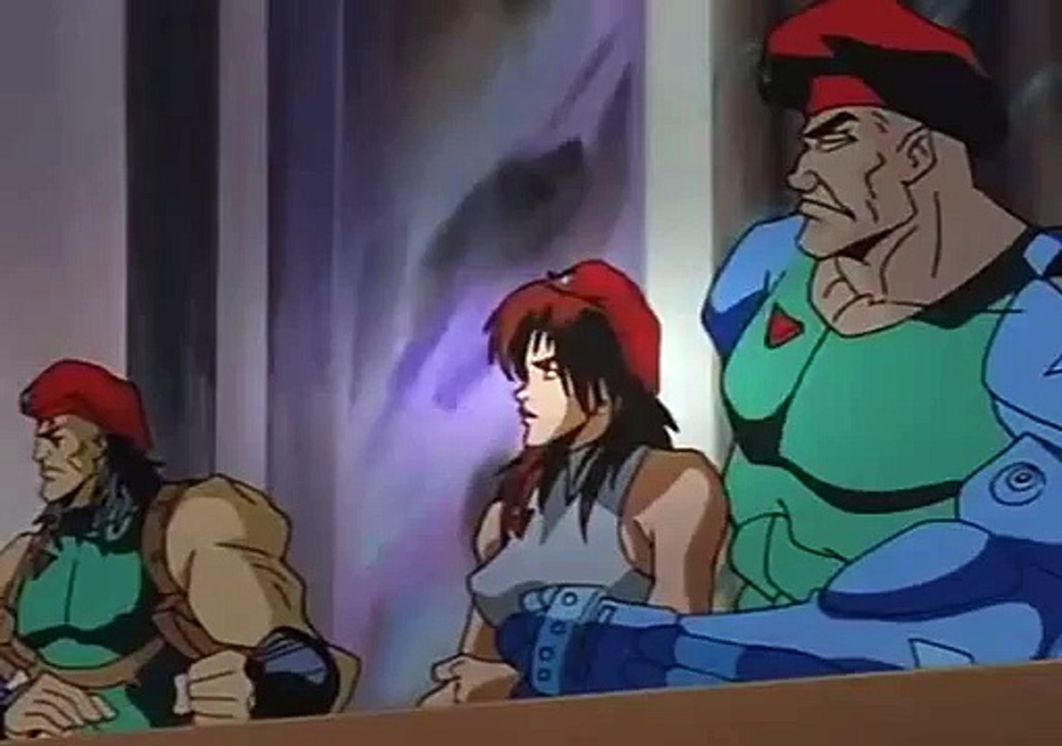 Street Fighter The Animated Series Episode 12 Video Dailymotion