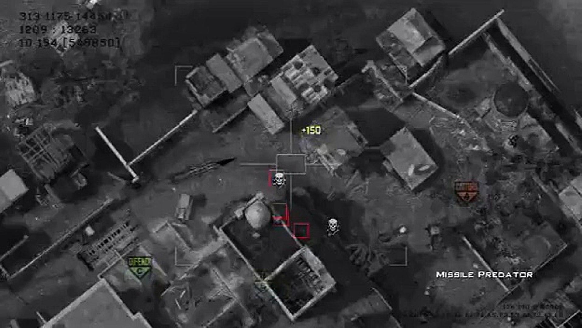 Predator Missile Mw2