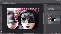 Selections and Masking in Adobe Photoshop: Layer Masks