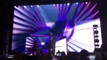 Justin Bieber performing @ Billboards hot 100 music festival 8/23/2015