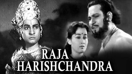 Raja Harishchandra | Full Hindi Movie | Prem Adib, Sumitra