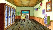 SpongeBob 5 de l'École bateau sans FRAME toutes les séries