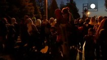 Tensión en Hungría ante la llegada masiva de refugiados