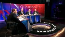 Question Time - Eric Pickles makes an arse of himself over expenses part 1 (26.03.09)