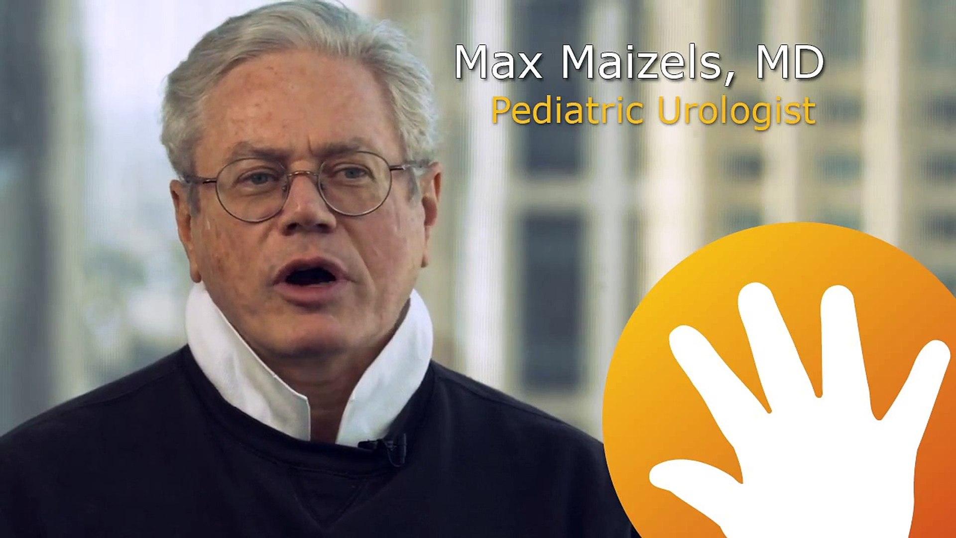 Meet Dr  Max Maizels, Pediatric Urologist at Lurie Children's