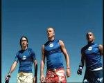 Pepsi Surf | Henry, Roberto Carlos, Beckham, Ronaldinho & Raul